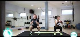 20 ćwiczeń - każde w 30 sekundy