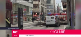 Zamach w Sztokholmie. Rozpędzona ciężarówka wjechała w tłum ludzi