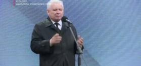Kaczyński: wiemy z wysokim stopniem pewności, że doszło do wybuchu