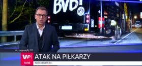 Podejrzany o zamach na piłkarzy Borussii zatrzymany