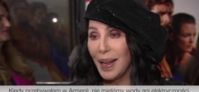 Cher opowiada o wizycie w Armenii: