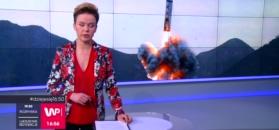 Nieudana próba rakietowa Korei Płn.
