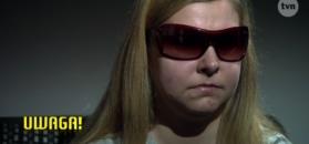 Została oślepiona, zgwałcona i uwięziona w piwnicy. Wcisnął jej w gałki oczne swoje kciuki