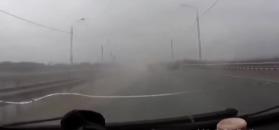 #dziejesiewmoto: chmura pyłu przyczyną wypadku, rekord Hondy Civic i półroczny remont w kilka minut