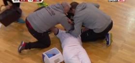 Groźna sytuacja podczas Halowego Pucharu Polski
