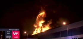 Wielki pożar w Gorlicach