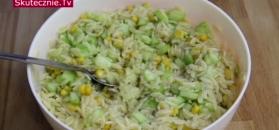 Pyszna i szybka sałatka grillowa