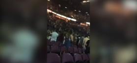 Mamy nagranie z momentu wybuchu na stadionu w Manchesterze!