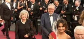 """Kulczyk nie odstępowała Wałęsy na krok w Cannes. """"Możemy dumnie kroczyć po czerwonym dywanie!"""""""