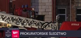Dwóch strażaków zginęło w Białymstoku