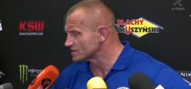 Pudzianowski grozi zamachowcy z Manchesteru:
