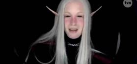 Tymczasem w TVN-ie: człowiek-elf