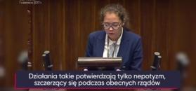 Sejm Dzieci. Ostre słowa o rządach PiS w wystąpieniu nastolatki