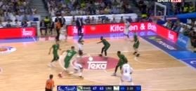 Sergio Llull Superstar! Świetny mecz Hiszpana z Unicają