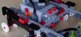 Tak powstaje zdalnie sterowany samochód LEGO