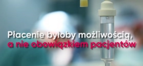 Publiczny szpital przyjmie prywatnie. Nowy pomysł PiS na służbę zdrowia