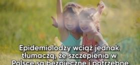 Ruch antyszczepionkowy w natarciu