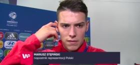 ME U-21. Mariusz Stępiński: Zostałem pchnięty i nic nie mogłem zrobić