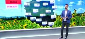 Prognoza pogody na 21 czerwca