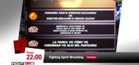 Fighting Spirit Wrestling 2017 #26 (zapowiedź)