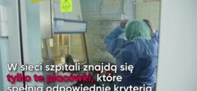 Sieć szpitali. Wielka reforma zdrowia rządu PiS