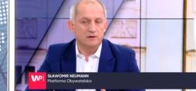Sławomir Neumann o abonamencie i telewizji Jacka Kurskiego