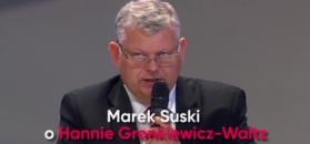 Marek Suski o Hannie Gronkiewicz-Waltz