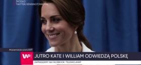 Wizyta księcia Williama i księżnej Kate w Polsce. Czego możemy się spodziewać?