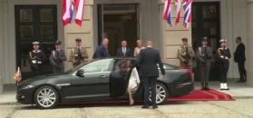 Brytyjska para książęca w Polsce. Tak witano Kate i Williama