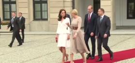 Kate i William opuścili Pałac Prezydencki