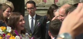 Kate i William spotykają się z gdańszczanami! Nasza reporterka była na miejscu