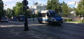 Ustawa o Sądzie Najwyższym. Policja ściąga posiłki przed Sejm
