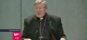 Kardynał z Watykanu przed sądem za pedofilię