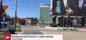 Tour de Pologne w Katowicach, czyli strefa wolna od samochodu