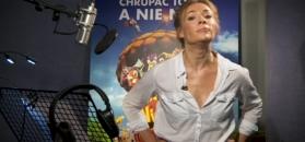 """""""Gang wiewióra 2"""": Sonia Bohosiewicz recytuje wiersz na cztery łapy"""