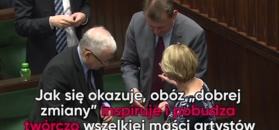 PiS i Kaczyński natchnieniem artystów