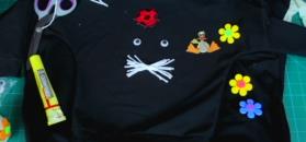 Bluza dla mamy i dziecka DIY