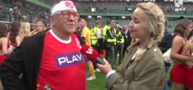 Owsiak o meczu TVN knotra WOŚP: