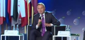 Forum w Krynicy. Prezydent Duda: Warto być w Unii Europejskiej