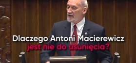 Antoni Macierewicz nie do usunięcia. Oto 7 powodów