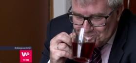 """Obejrzyliśmy """"Ucho Prezesa"""" z Ryszardem Czarneckim"""