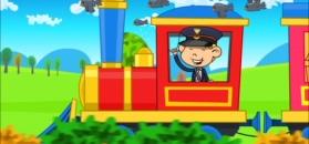 """""""Jedzie pociąg"""" - animacja od Bzyk.tv"""