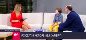 Dziecięce marzenie o aktorstwie