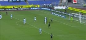 Popis Ciro Immobile! Zobacz skrót meczu Lazio - AC Milan [ZDJĘCIA ELEVEN]