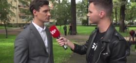 Mateusz Damięcki: Moją partnerkę poznałem analogowo