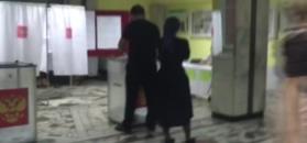 Fałszerstwa podczas wyborów w Rosji? Nagranie dziennikarzy