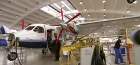 Polski samolot M28 jak z klocków. Tak budują go w Mielcu