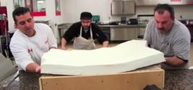 Lodowy tort szalonego cukiernika