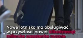 """Stanisławów w gm. Baranów. To tu powstanie Centralny Port Lotniczy """"Solidarność"""""""