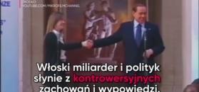 Wpadki i gafy Silvio Berlusconiego
